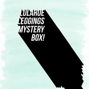 LuLaRoe Leggings Mystery Box - 4 pairs! 🦄
